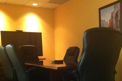 The Concierge Office Suites Conference Room