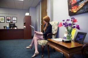 The Concierge Office Suites Lobby
