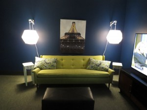 Chattanooga Office Space business lounge