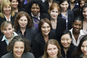 All women, LEAN IN WomenGroundBreakers
