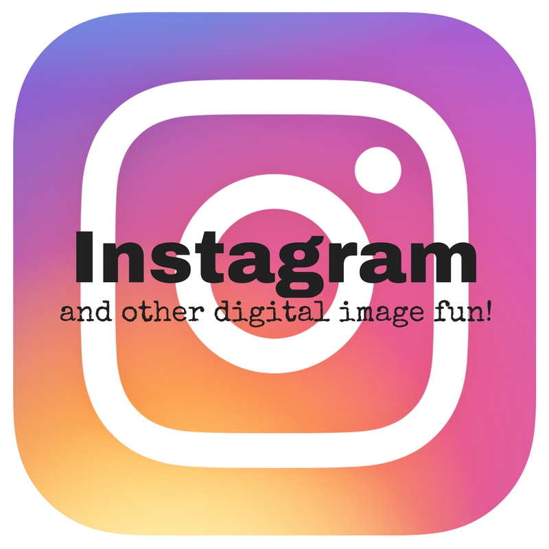 Instagram and all things digital images
