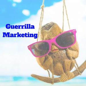 Gorilla marketing on a budget