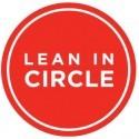 Lean in circle logo